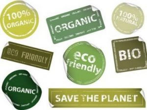 organic cosmetic standards